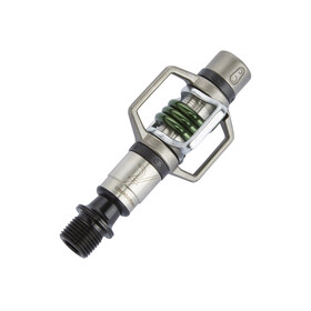 Crankbrothers Eggbeater 2 Pedal grön/silver